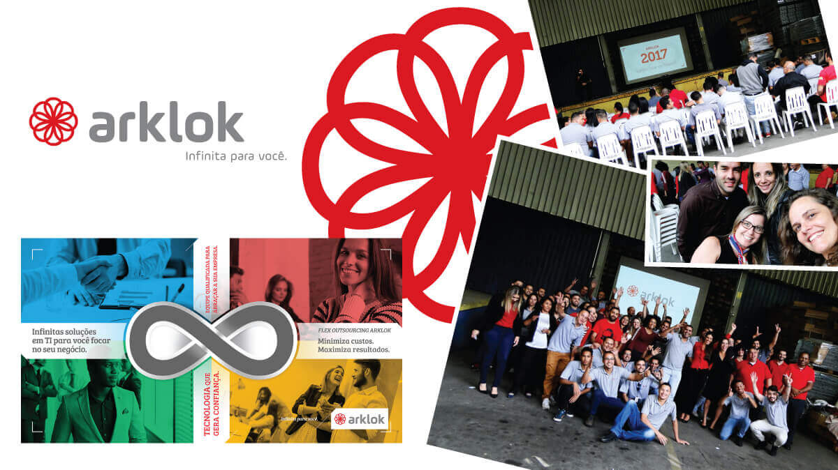 ARKLOK  - Evento que propagou o conceito de Infinitas possibilidades