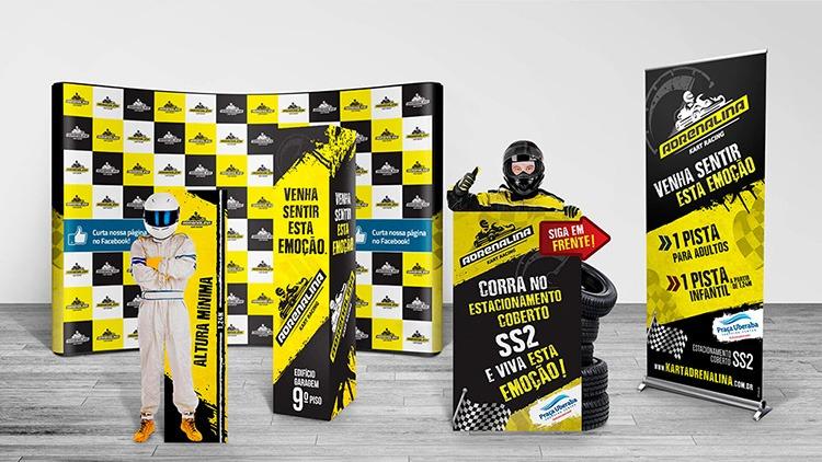 Adrenalina Kart Racing
